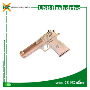 Pistole Gun Shape USB Flash Drive Stick Pendrive pictures & photos