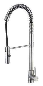 Kitchen Stainless Steel Kitchen Faucet (068) pictures & photos