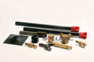 Self Drilling Grouting Anchor Bolt pictures & photos