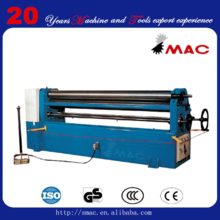 Asymmertrical 3-Roller Bending Machine with One Side Prebend (Wr4*2000/4*2500) pictures & photos