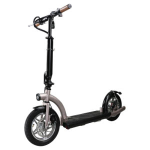 Lightweight Lithium Battery Alloy Frame Foldable Electric Scooter