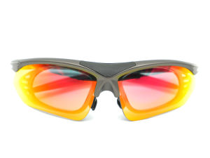 New Model Plastic Sport Bike Eyewear Frame Glasses with Tr90 pictures & photos