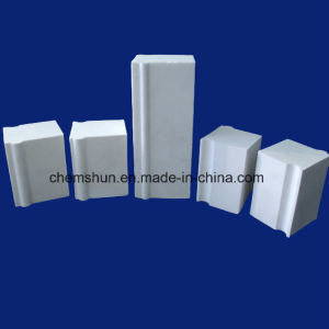92% 95% Industrial Ceramics Alumina Lining Brick for Grinding Mill pictures & photos