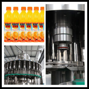 Automatic Pet Bottled Concentrate Juice Filling Plant pictures & photos