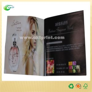 Colorful Printing for Magazine, Brochure, Booklet, Catalogue (CKT-BK-396)