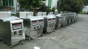 Fried Chicken Fryer Machine (two baskets) Ofe-321 pictures & photos