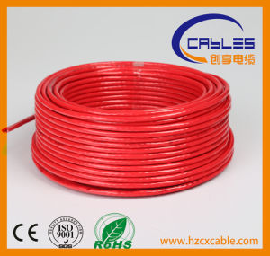 60% Coverage Coaxial Cable RG6 with Ce, RoHS Certification pictures & photos