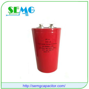 Professional Supplier High Voltage Capacitor & Electrolytic Capacitors pictures & photos