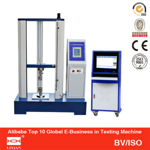 Computer High Precision Servo Material Testing Machine (HZ-1010B)