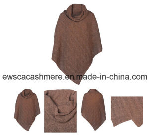 Women′s Shawls′s Style Pure Cashmere Knitwear pictures & photos