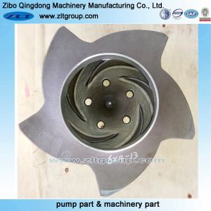 Durco Stainless Steel Centrifugal Pump Impeller (3X2-13) pictures & photos