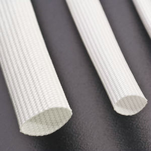Fiberglass Telescopic Sleeving with High Voltage pictures & photos