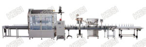 Touch-up Cleaner Filling Machine, Bathroom Cleaner Packing Machine pictures & photos