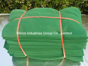 PE Material Marine Safety Net Hot Sell Green Construction Sun Shade Safety Net pictures & photos