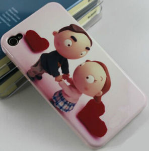 OEM Design Cartoon Case for Mobile Phone pictures & photos