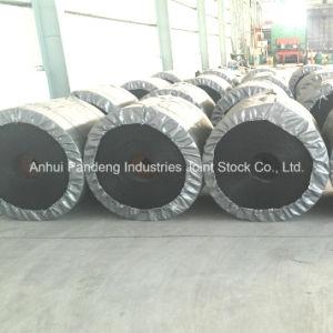 Power Station Ep Heat Resistant Rubber Conveyor Belt/Ep Conveyor Belt pictures & photos
