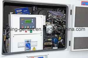 10kw/12.5kVA Generator with Perkins Engine/ Power Generator/ Diesel Generating Set /Diesel Generator Set (PK30100)