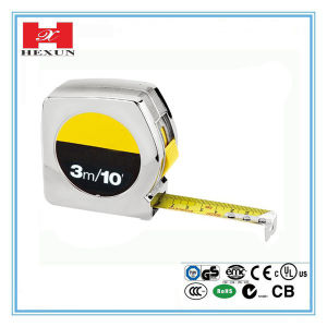 Mini Tape Measure with Hook, Measuring Tape, Steel Tape Measure
