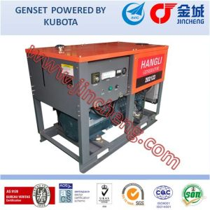 Diesel Generator Powered by Kubota Engine pictures & photos