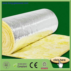 Foil Faced Glass Wool Blanket pictures & photos