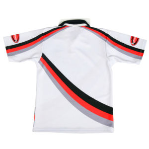 Latest Quick Dry Polyester Rugby Jersey (ELTRJJ-78) pictures & photos
