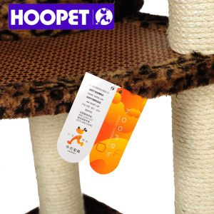 Sisal Wholesale Cat Trees and Deluxe Scratch Post for Cat pictures & photos