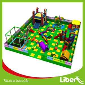 Small Indoor Playground Center for Kids pictures & photos