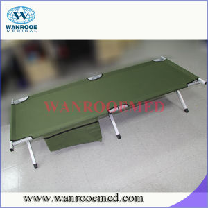 Aluminum Alloy Camp Bed for Wild Emergency pictures & photos