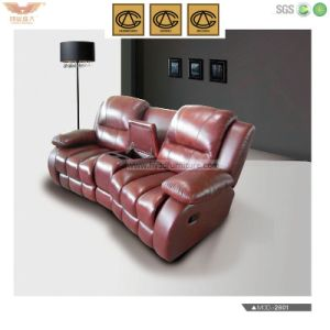 Modern Furniture Leisure Chair Leather Sofa (HY2601) pictures & photos