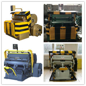 Ml1100 Die Cutting Machine pictures & photos