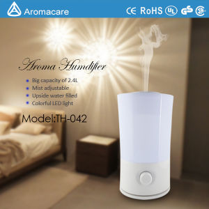 Automatic Perfume Diffuser Added-Water From Top Ultrasonic Cool Mist Humidifier pictures & photos