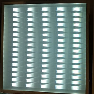 3D LED Panel Light Fitting pictures & photos