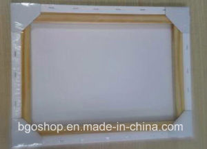 Artist for Oil Painting Blank Stretched Canvas (100% Cotton) pictures & photos