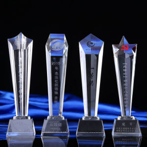 Hot Selling High Quality K9 Crystal Trophy China Factory pictures & photos