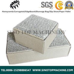 Customized and Flexible Corrugated Pallet Feet pictures & photos