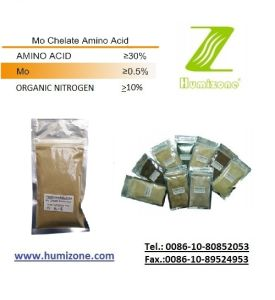 Amino Acid Chelate Trace Element Fertilizer: Humizone Amino Acid Chelate Molybdenum (AAC-Mo-P) pictures & photos