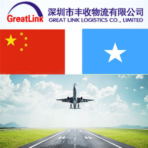 Fast Air Shipping Forwarder From Shenzhen/Shanghai of China to Somalia