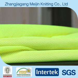 2X2 100% Polyester Fluorescent Nonelastic Sportswear Mesh Fabric (MJ5004)