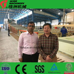 Gypsum Plaster Wall Panel/Board Production Line/Making Machine with Europe Standard pictures & photos