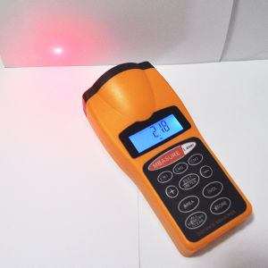 Precision Long Distance Infrared Electronic Meter Ultrasonic Tape Measure (LT-001) pictures & photos
