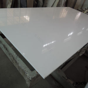 Manufacturer 20mm Pure White Quartz Stone pictures & photos
