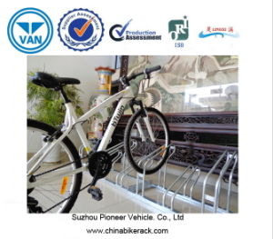 Steel Bike Rack with Hot DIP Galvanized pictures & photos