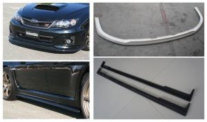 Carbon Fiber Bottomlines for Subaru Impreza Wrx Sti 2011 pictures & photos
