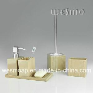 Porcelain Bathroom Ensemble (WBC0643B) pictures & photos
