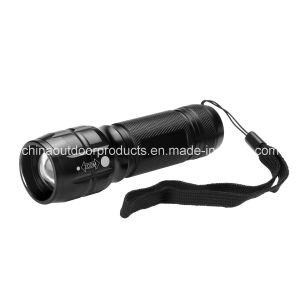Aluminum CREE Zoom Flashlight (ET-8126L) pictures & photos
