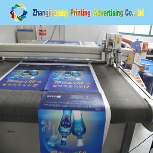 Custom Cheap Any Shape Available PVC Die Cut Sticker Banner pictures & photos