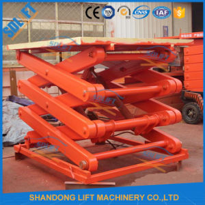 Hydraulic Scissor Lift Table Ce pictures & photos