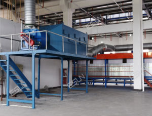 Full Automatic Continuous Horizontal PU Foaming Machine pictures & photos
