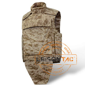 Ballistic Vest with Kevlar or Tac-Tex and Bulletproof Panel Has Passed USA HP Lab Test pictures & photos