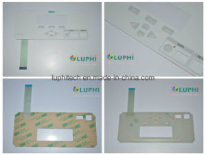 Membrane Control Switch Printed Overlay Membrane Keypad pictures & photos